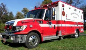New Ambulance Exterior